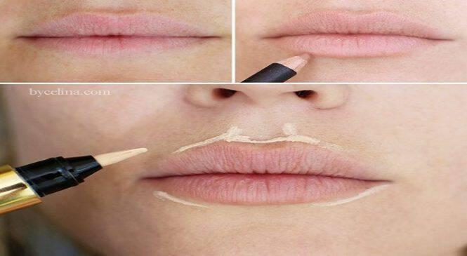 10 απλά κόλπα για γεμάτα και εκφραστικά χείλη