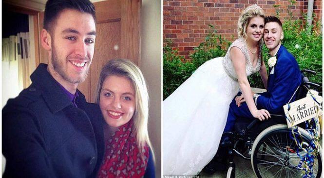 «Ετοιμοθάνατος» γαμπρός έκανε πρόταση γάμου στην αγαπημένη του μόλις έμαθε ότι έχει 8 εβδομάδες ζωής αλλά τελικά ήταν λάθος διάγνωση