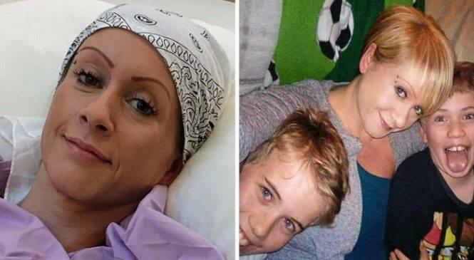 Η μητέρα διαγνώστηκε με καρκίνο, αλλά η νέα σύζυγος του πρώην συζύγου της έκανε κάτι πολύ όμορφο.