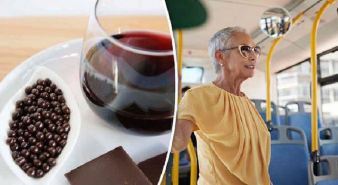 Κρασί και σοκολάτα για φρέσκια επιδερμίδα συστήνουν τώρα οι επιστήμονες