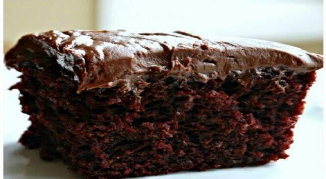 Φτιάξτε ένα εύκολο και ζουμερό σοκολατένιο κέικ! – Θα ξετρελαθείτε!