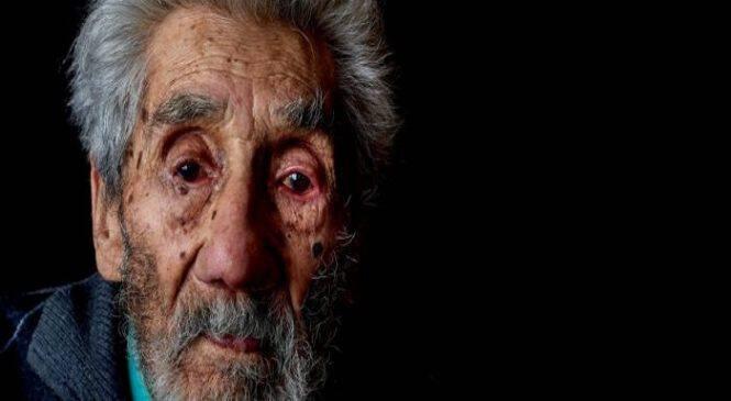 Ο γηραιότερος άνδρας του κόσμου είναι 121 ετών και γεννήθηκε το 1896, τη χρονιά της αναβίωσης των Ολυμπιακών Αγώνων