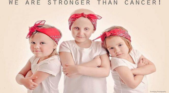 Τρία γενναία κορίτσια βγήκαν νικήτριες απ' τον καρκίνο και στέλνουν το δικό τους μήνυμα