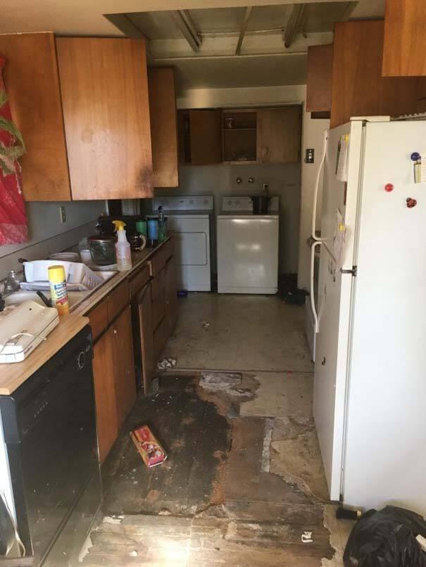 Αγόρασε ένα κατεστραμμένο σπίτι, το ανακαίνισε και έβγαλε τεράστιο κέρδος! (2)