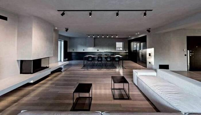 To πριν και το μετά. Όταν ένα παλιό διαμέρισμα στο Χαλάνδρι μεταμορφώνεται σε υπερσύχρονη κατοικία