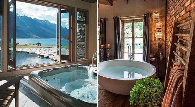 16 μπάνια που θα ζήλευε ο καθένας