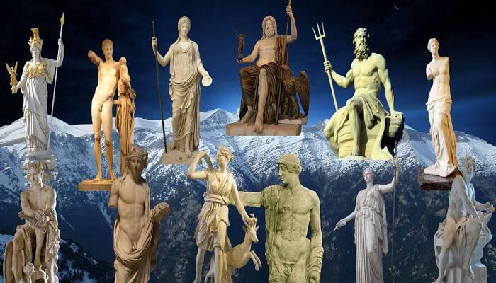 Δείτε σε ποιον αρχαίο θεό αντιστοιχεί το ζώδιό σας!