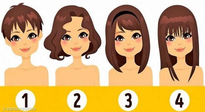 Να τι δηλώνει το μήκος των μαλλιών σας για την προσωπικότητά σας