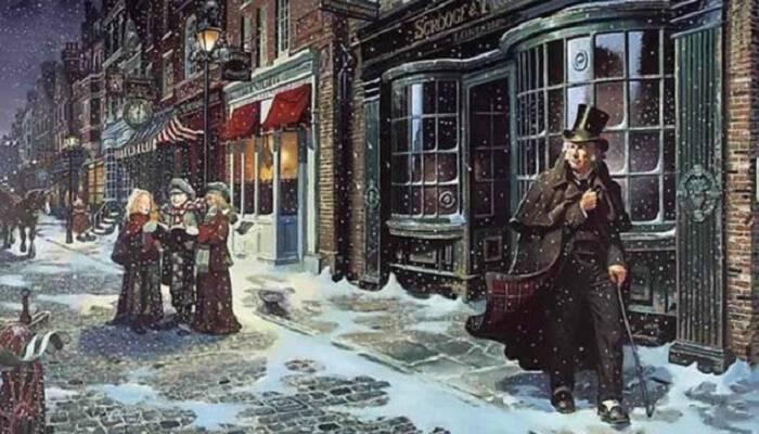 Η ομορφότερη χριστουγεννιάτικη ιστορία που ειπώθηκε ποτέ