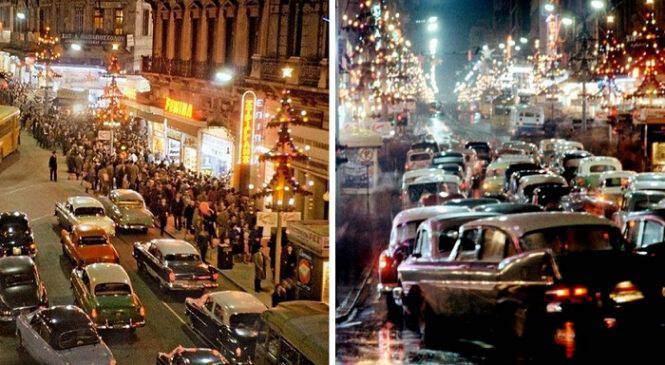 Τα Χριστούγεννα στην Αθήνα του '60 – Οι αγορές στο Μινιόν, τα αριστοκρατικά ρεβεγιόν και ένα «life style» που μόλις είχε γεννηθεί
