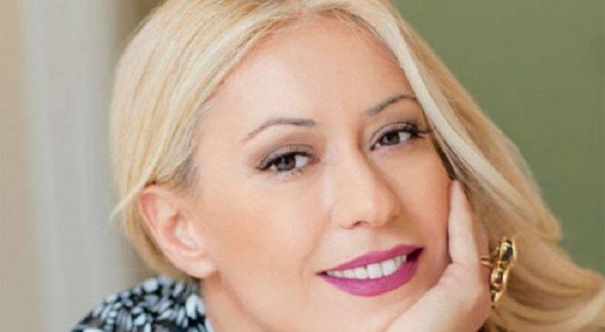 Μαρία Μπακοδήμου: Με τον Ντάνο αρραβωνιαστήκαμε …
