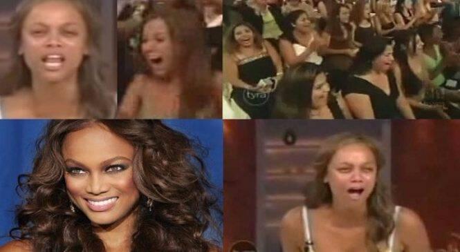 Το μεγάλο μυστικό ομορφιάς της Tyra Banks που προκάλεσε υστερία στο κοινό!