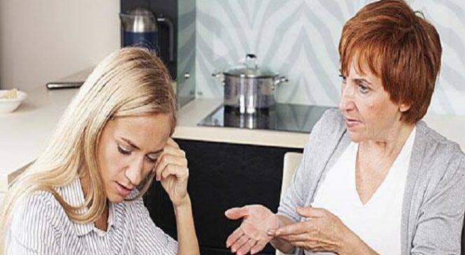Η συμβίωση με τα πεθερικά βλάπτει σοβαρά την υγεία