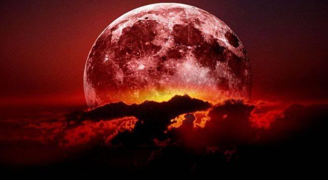 Ανατέλλει «σούπερ μπλε» και «ματωμένο» φεγγάρι μετά από 152 χρόνια