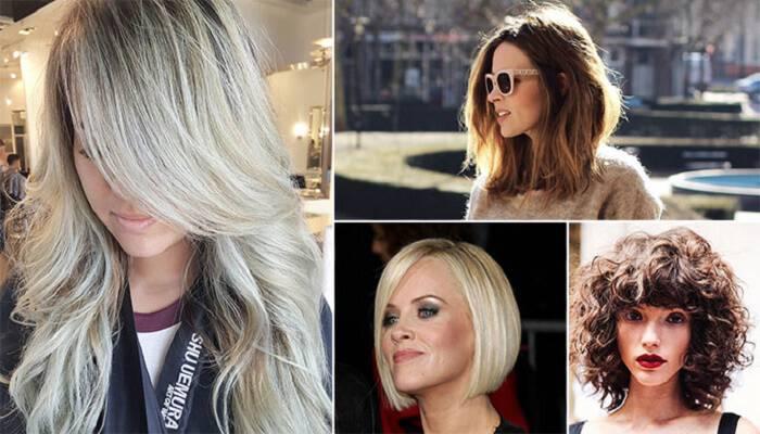 Γυναικεία κουρέματα 2018: Οι 15 κορυφαίες επιλογές για κάθε μήκος μαλλιών