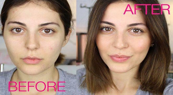 Πως να δείχνετε πανέμορφη χωρίς μακιγιάζ