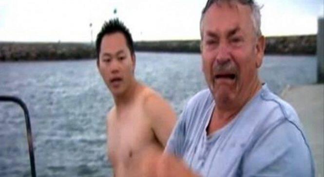 Άτυχος Ψαράς νομίζει ότι ο Σκύλος του Πνίγηκε στη Θάλασσα. Λίγες ώρες αργότερα το Λιμενικό του ανακοινώνει το Αδιανόητο!