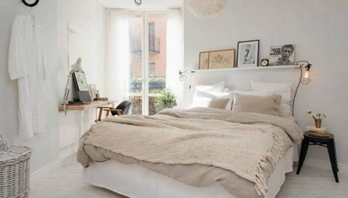 7 Ξεχωριστοί Τρόποι για να Διακοσμήσετε τον Τοίχο Πάνω από το Κρεβάτι