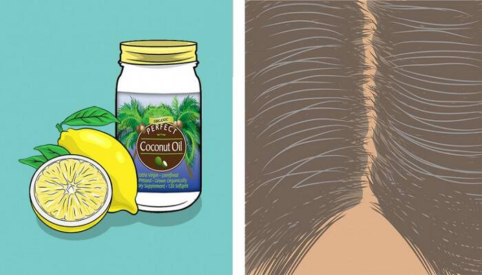 Εξαφανίστε τις Άσπρες Τρίχες και επαναφέρετε τα Μαλλιά σας στο Φυσικό τους Χρώμα, με ΑΥΤΗΝ την Καταπληκτική Συνταγή!