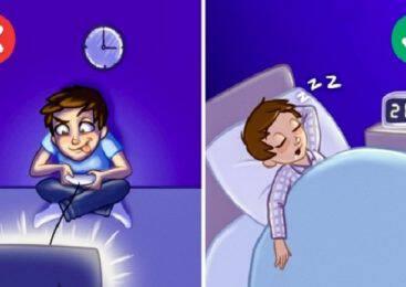 12 Πράγματα που ΑΠΑΓΟΡΕΥΟΝΤΑΙ πριν τον ύπνο γιατί μας Παχαίνουν. Δυστυχώς ΟΛΟΙ τα Κάνουμε..