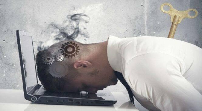 Κάντε το τεστ και μάθετε αν πάσχετε από σύνδρομο burnout