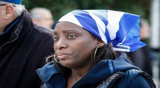 Η φωτογραφία από το συλλαλητήριο που έχει «ρίξει» το διαδίκτυο εδώ και λίγα λεπτά!