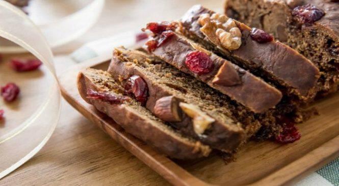 Συνταγή για νηστίσιμο και υγιεινό κέικ με ταχίνι του Στέλιου Παρλιάρου!