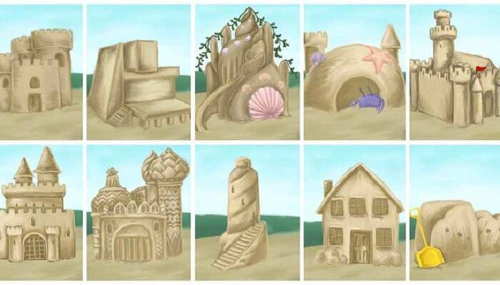 Κάνε το τεστ: Διάλεξε ένα κάστρο και αυτό θα αποκαλύψει πολλά για τον χαρακτήρα σου