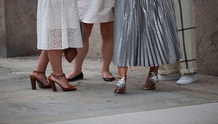 7 εύκολα τρικ για να φαίνονται τα πόδια σου ψηλότερα
