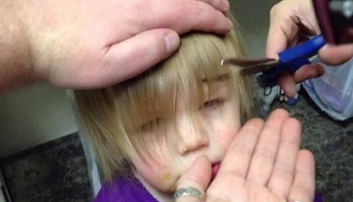 Αυτό το Κοριτσάκι έχει τα ΠΙΟ εκπληκτικά Χτενίσματα που έχετε δει ποτέ. (Χάρη στον Φοβερό Πατέρα της!)
