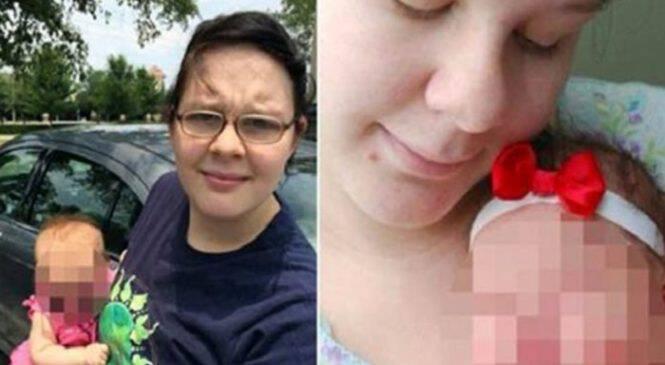 Έφηβη μητέρα  βρίσκονταν στο νοσοκομείο όταν το μωρό της σταμάτησε να αναπνέει . Μόλις οι γιατροί κοίταξαν από την κάμερα ασφαλείας ανατρίχιασαν!