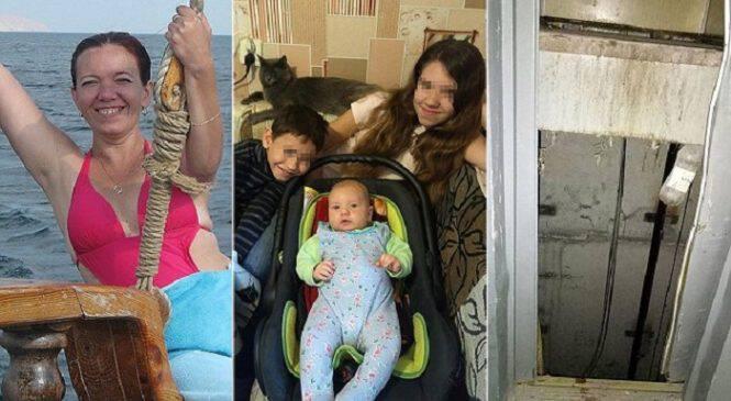 Μητέρα και βρέφος 6 μηνών βρήκαν τραγικό θάνατο στο ασανσέρ της πολυκατοικίας τους