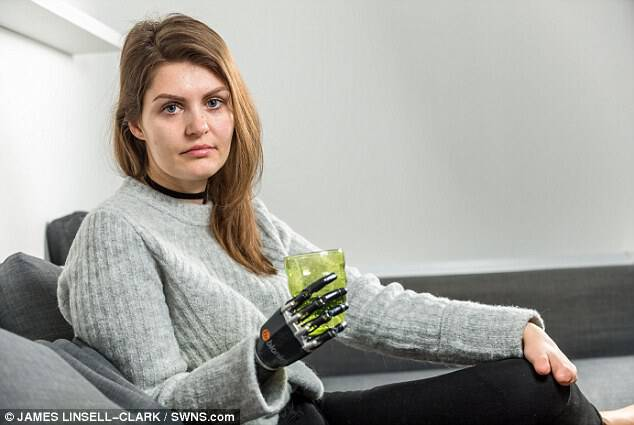 Bosses at the Luton and Dunstable University Hospital have now apologised for the medical blunder, which they accept could have been completely avoided. But Magdalena (pictured) said: 'Nothing will restore what I had'
