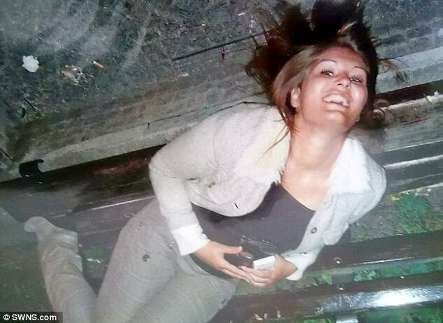 Her lawyer, David Thomas, clinical negligence partner at Simpson Millar solicitors, said: 'The catastrophic chain of events which led to Magdalena's near death and horrendous injuries were completely avoidable if the hospital trust had followed its own sepsis protocol.' Pictured: Magdalena before suffering sepsis