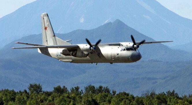 Σοκαριστικό βίντεο με το μοιραίο ρωσικό Antonov An-26 όταν συντρίβεται στην Χμεϊμίμ στη Συρία