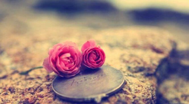 Όταν αγαπάς κάποιον να του το δείχνεις. Ίσως αύριο να είναι αργά..