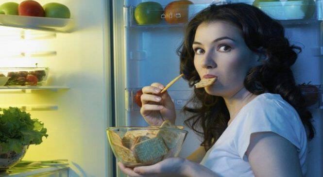 Αδηφαγική Διαταραχή! Μήπως ξεσπάς στο φαγητό; Μήπως χθες βράδυ έφαγες τα πάντα (κρυφά);