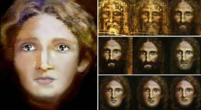 Απίστευτη αναπαράσταση: Αυτό είναι το πρόσωπο του Χριστού σε νεαρή ηλικία (Εικόνες)