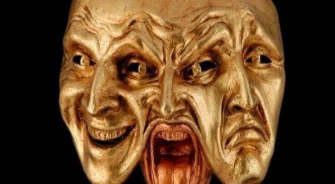 Ο άνθρωπος έχει τρεις χαρακτήρες: αυτόν που δείχνει, αυτόν που έχει & αυτόν που νομίζει ότι έχει.