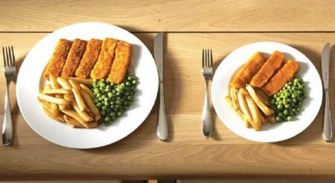 Παχάκια τέλος: Βρέθηκε ο τρόπος να τρως λιγότερο!