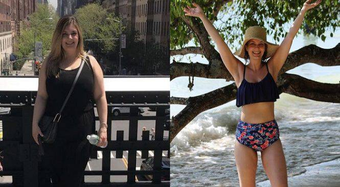 «Χώρισα από μια τοξική σχέση και έχασα 60 ολόκληρα κιλά»