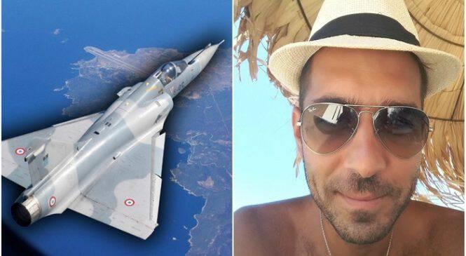 Γιώργος Μπαλταδώρος: Αυτός είναι ο πιλότος που έχασε την ζωή του από την πτώση του Mirage 2000–5 στη Σκύρο