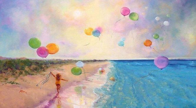 Η ζωή παλεύεται με όνειρα. Όχι με μιζέριες