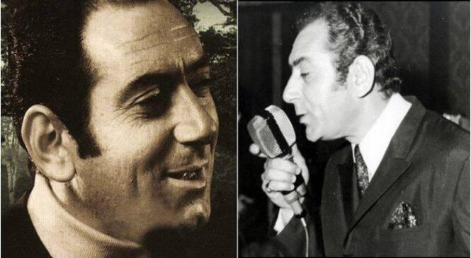 Σαν σήμερα πριν 28 χρόνια «έφυγε» από τη ζωή ο μεγάλος λαϊκός τραγουδιστής Στράτος Διονυσίου