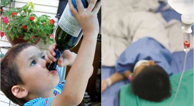 Κέρδισε τη μάχη ο 6χρονος από την Κρήτη που ήπιε κρασί από το μπουκάλι και έπεσε σε κώμα