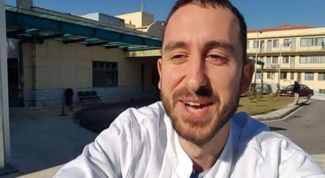 «Να είστε ευγνώμονες για το δώρο που λέγεται ζωή»: Το μήνυμα Έλληνα γιατρού που κάνει θραύση