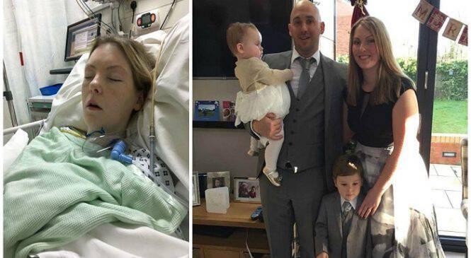 Νεαρό ζευγάρι με ένα παιδί έμαθαν και οι δύο ότι έχουν καρκίνο ενώ περίμεναν το δεύτερο μωρό τους