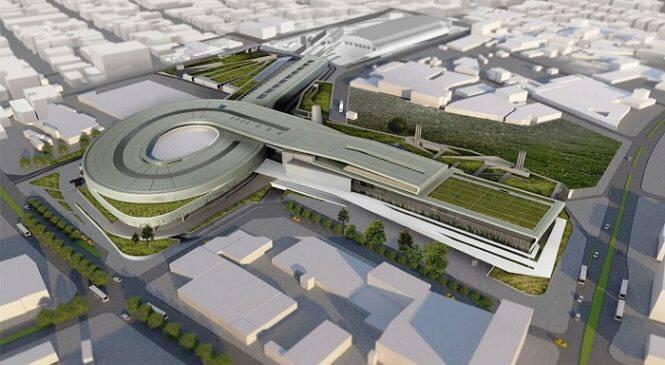 Έτσι θα είναι ο νέος σταθμός των ΚΤΕΛ στον Ελαιώνα – Στα 100 μ από το μετρό με πράσινο και πάρκινγκ