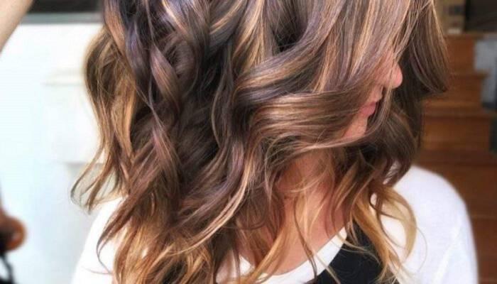 Τα ribbon highlights είναι το νέο balayage στα μαλλιά