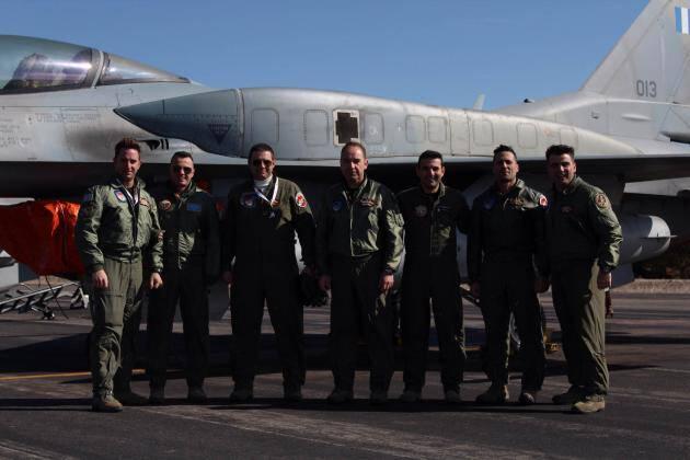 Πάντα … Επιτυχίες! Έλληνας ανακηρύχθηκε ο καλύτερος πιλότος του NATO 2